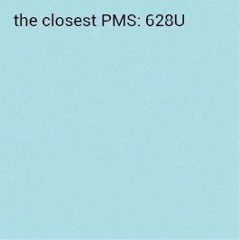Auto-adhésif bleu pastel 70g/m2 (impression recommandée PMS/HKS)