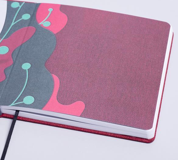 MN34 Mindnotes en couverture rigide en ART PAPER