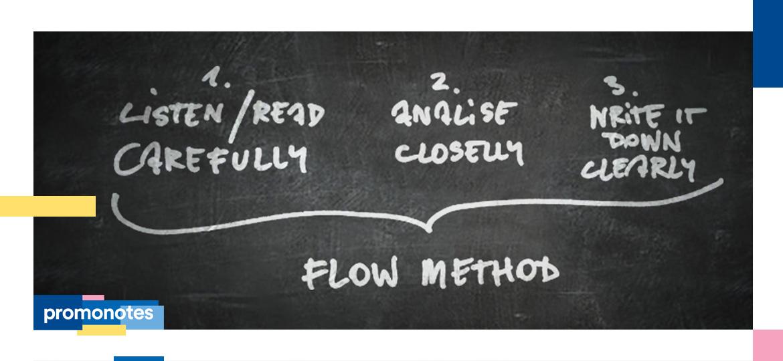 The Flow Method