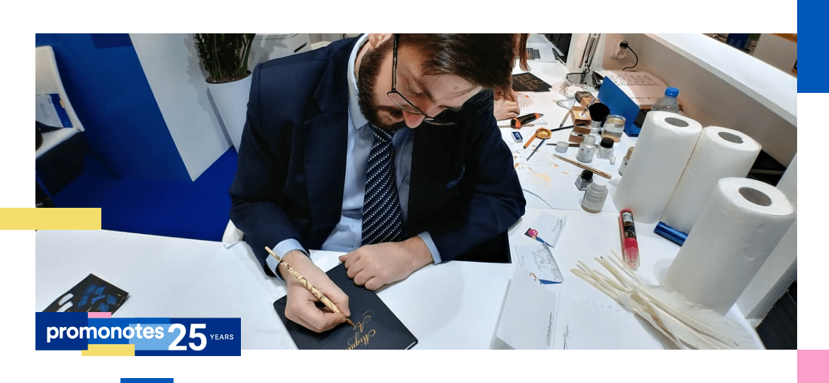 Writing is my way of communing with beauty. An interview with the calligrapher Grzegorz Barasiński.