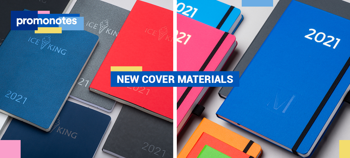 Notebook quality starts with the cover